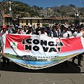 Se cumplió el 6° día de Paro regional en Cajamarca