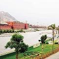 Río Rímac afectado por contaminación