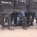 Policía y Gendarmería van rumbo a Tinogasta para desalojar bloqueo antiminero