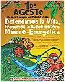 Manifestación nacional en contra de la gran minería en Colombia
