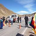Susques resiste la megaminería con un corte de ruta