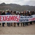 Comunidad es accionista de minera pero sigue la pobreza, el saqueo y la contaminación