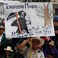Anuncian protestas pidiendo la nulidad de Proyecto Conga
