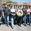 Marcha contra Conga y desafió el estado de emergencia