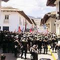 Protesta contra inicio de Conga deja tres muertos y decenas de heridos