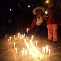 Celendín: Vigilia pacifica termina en desalojo policial