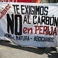 Carbón, Chávez y Arias Cárdenas