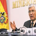Bolivia retira concesión una minera y rechaza reclamación de Canadá