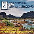 Fin de semana de lucha contra la megaminería en Chubut
