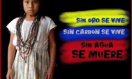 Inician expedición en defensa del río Ranchería frente a minería carbonífera