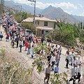 Medio millar de campesinos piden que se archive acusación por oposición a megaproyecto minero