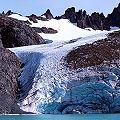 Los valiosos glaciares que guarda nuestra región