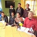 Comunidades se manifiestan en contra de visita de Parlamentarios canadienses a Mina Marlin