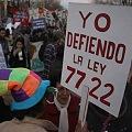 Vecinos de Mendoza marcharon contra la minería contaminante