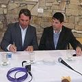 Intendentes de Famatina y San Carlos se reunieron para afirmar su rechazo a la minería contaminante
