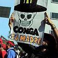 Presidente de Newmont viajó a Perú por conflicto de Conga