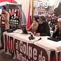Lanzan campaña «No al Golpe de Río Tinto Alcan»