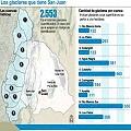 San Juan hace por su cuenta inventario que pide Ley de Glaciares