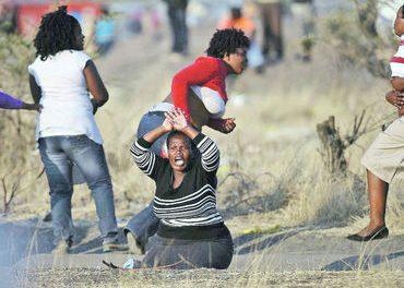 Objetivo de obreros mineros: pelear hasta la muerte