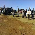 Primer desalojo de una familia rural por la minera Aratirí