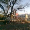 Una patota municipal atacó el campamento de la Asamblea de Tinogasta