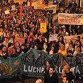 Marcha multitudinaria en contra de Monsanto