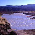 Agua de Argentina para mineras en Chile: de un río que nace en La Rioja y la entrega San Juan