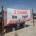 Ejiditarios demandan rescisión de contrato de minera Excellon