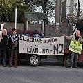 En Bariloche los vecinos escracharon al gobernador