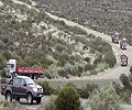 Reclamos por destrucción de ruta a manos de Barrick Gold