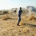 Conmoción en Sudáfrica por cargos contra mineros huelguistas