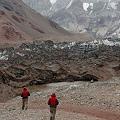 Científicos argentinos trabajan en el inventario nacional de glaciares