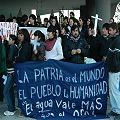 Otra semana de movilizaciones contra la megaminería en Chubut