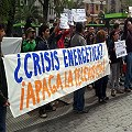 Protesta y rechazo en la cumbre Pro Inversión gobierno-empresarios