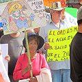 Marchan miles en Tetela de Ocampo contra el proyecto minero