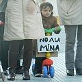 Rechazo patagónico a la megaminería en el Congreso Mundial de la Niñez, Adolescencia y Familia