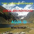 Manto negro sobre la Cordillera Huayhuash