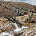Minera Yanacocha bombea agua con metales pesados a Baños del Inca