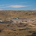 El gobierno amenazó a Cerro Negro con clausura
