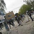 La represión que se terceriza en grupos de choque a sueldo
