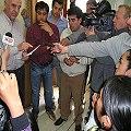 Desocupados de Esquel ocupan pacíficamente el Municipio, piden trabajo y rechazan la megaminería