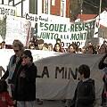 Abrumador: 4.500 marcharon contra la megaminería