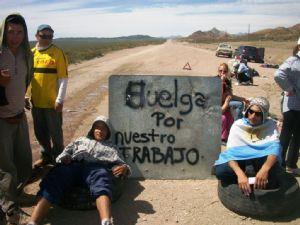 La impunidad minera custodiada por fuerzas de seguridad