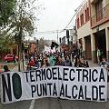 Irracionalidad del gobierno llegó a puerto: Aprobaron Termoeléctrica Punta Alcalde
