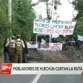 Vecinos de Tiltil protestan por relave de Codelco