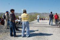 Visita de Mining Watch a La Sierrita