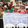 Continúan protestas contra proyecto minero Cañariaco