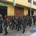 Ejército se retira dejando cinco luchadores por las lagunas muertos