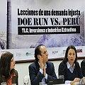 Advierten por nuevas demandas contra el Estado al amparo del TLC