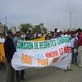 Lambayecanos alistan marcha contra contaminación minera